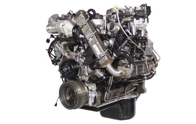 Power Stroke Engine >> Ford Power Stroke 7 3 6 0 6 4 Engine Controls Farm