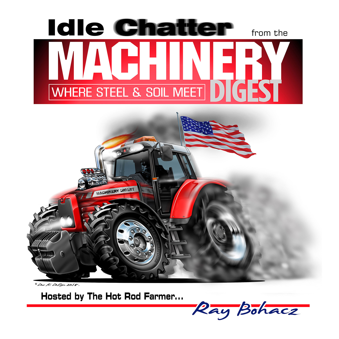 Idle Chatter: Hot Rod Farmer